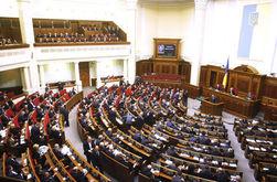 Депутаты от Партии регионов и КПУ вышли из сессионного зала во время выступления Яценюка