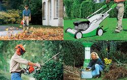 Известные бренды и продавцы садовой техники сентября 2014г. в Интернете