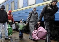 Украина ожидает из Крыма 25 тыс. беженцев – Денисова