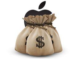 Apple сообщает о падении продаж iPad и рекордной выручке