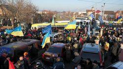 """Украина: активисты Автомайдана пригрозили """"заменить"""" лидеров оппозиции"""
