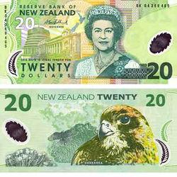 Новозеландец снизился на 0,60% против курса доллара после решения банка Новой Зеландии
