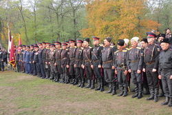 """В Запорожье """"Низовых"""" казаков попросили покинуть Хортицу"""