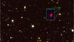 Хаббл увидел прошлое нашей Галактики
