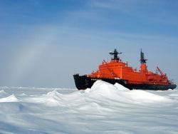 Россия создает военно-морскую базу в Арктике с этого года