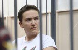 """Надежде Савченко вызвали """"скорую помощь"""" на заседание суда в Москве"""