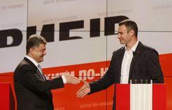 Почему Кличко опасается идти на местные выборы в союзе с Порошенко