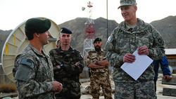 Украинских солдат будут обучать инструкторы из США