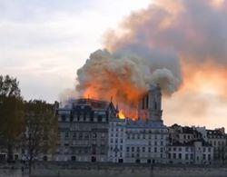 Французы жертвуют миллионы на восстановление Нотр-Дам-де-Пари