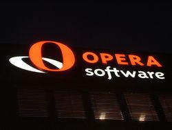 Рост выручки Opera Software составил 34 процента