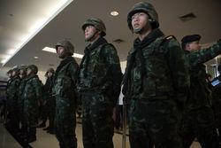 Армия ввела военное положение в Таиланде