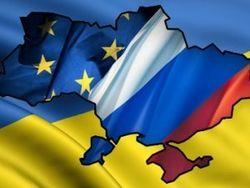 Украина уплывает в Европу, Россия машет ей вслед кулаком