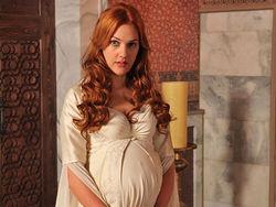 Звезда телесериала «Великолепный век» Мерьем Узерли готовится стать мамой
