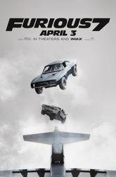 За первый уикенд проката фильм «Форсаж 7» собрал почти 400 млн. долларов