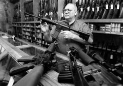 Республиканцы оспорят новые правила торговли оружием, введенные Обамой