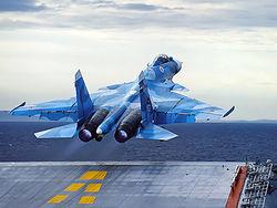 Потеря двух самолетов с «Адмирала Кузнецова» обошлась в 6 млрд. рублей