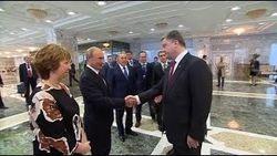 Порошенко было неприятно пожать руку Путину, но он сделал это – советник