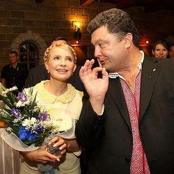 Порошенко вступит в теледебаты с Тимошенко, если она выйдет во второй тур