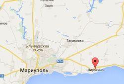 «Донбасс» выполнил приказ и покинул Широкино