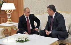 Путин и Янукович не обсуждали вопрос вступления Украины в ТС - Песков