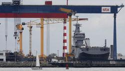 Россия получит французские «Мистрали», но не их технологии