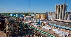 Химпром Узбекистана готовит проекты на 2,6 миллиарда долларов