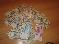 Курс белорусского рубля на Форекс снизился к австралийскому доллару