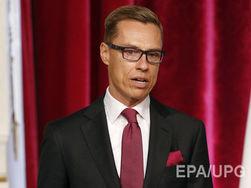 Премьер Финляндии: Военного решения вопроса Крыма нет