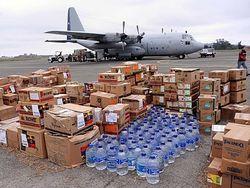 ООН направила гуманитарную помощь в Донецкую область