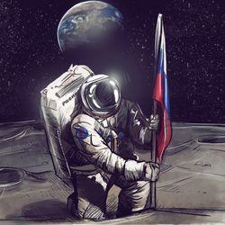 """Россия намерена """"застолбить"""" за собой самые перспективные участки на Луне"""