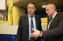 Суркис в помощь: Украина поборется против санкций ФИФА