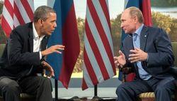 Путин из Сирии бросает вызов Обаме – Радио Свобода
