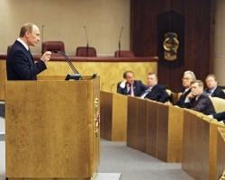 Путин соберет всю Госдуму в оккупированном Крыму