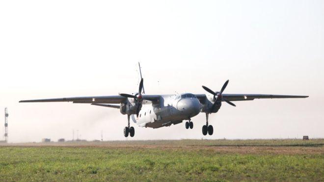 32 человека погибли при крушении русского Ан-26 вСирии