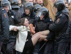 В России прошли антикоррупционные акции, есть задержанные