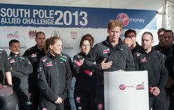 Британский принц отправится на Южный полюс