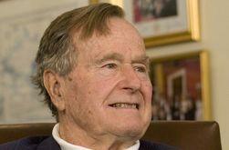 Очередной ляп экс-президента Буша-старшего – соболезнования семье Манделы