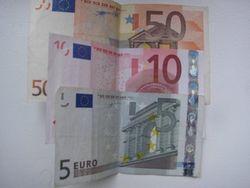 Курс доллара к евро получает поддержку на данных по замедлению восстановления в Еврозоне