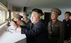 Северокрейский лидер Ким Чен Ын