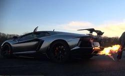 Британец показал, как приготовить индейку, если есть Lamborghini