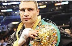 Еще один бой и Виталий Кличко завершит спортивную карьеру