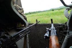 Украинские десантники ликвидировали российских наемников под Дьяково