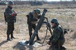 МО Украины разрешило военным в Крыму применять оружие