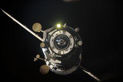 Названа причина крушения космического корабля «Прогресс»