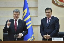 Порошенко должен рассмотреть петицию о премьерстве Саакашвили