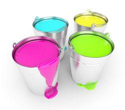 """""""Dulux"""" и """"DUFA"""" - наиболее популярные бренды красок в августе 2014г. в Рунете"""