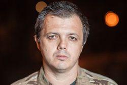 Комбат «Донбасса» Семенченко в США договаривается о помощи