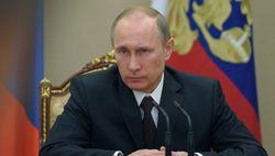 Путин с волнением следит за событиями в Украине