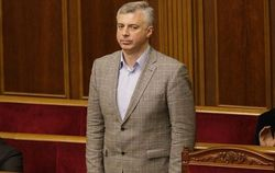 Украинцы гордятся тем, что министр Украины Сергей Квит ездит в метро