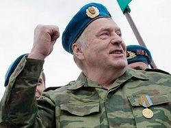 Жириновский требует, чтобы Беларусь ввела армию в Украину вместе с Россией